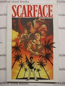 """Graphic Novel: """"Scarface, Scarred for Life"""""""