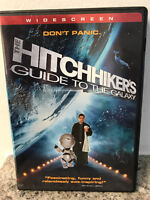 V4 - The Htchhiker's Guide to the Galaxy DVD