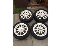 Integra DC2 wheels 5x114.3