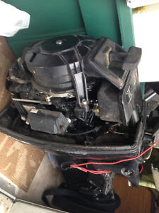 Johnson 6hp outboard 1996