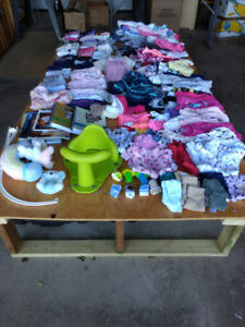 Baby's Clothing, New born to 9 months