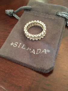 Silpada Rings size 7 or 8 (small rings)
