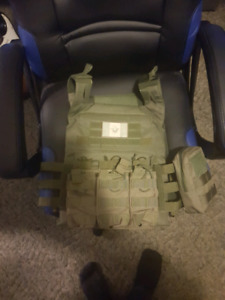 Plate carrier jpc