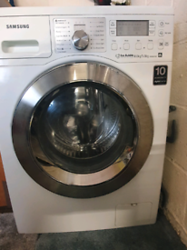 Samsung WD0804W8E Washer Dryer, 8kg wash and 5kg Dry Load