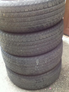 REDUCED! SUV / Truck tires for sale