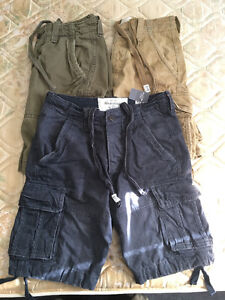 Abercrombie & Fitch Cargo Shorts for Men