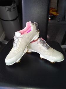 Foot Joy - golf shoes, ladies, Size 7.5 - fits 8-9 shoe size