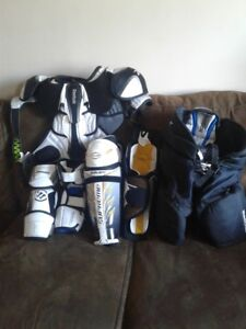 Junior Hockey Equipment for Sale!