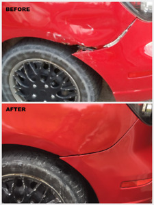 Bumper repair within 3hrs at your place call now 647-537-9819
