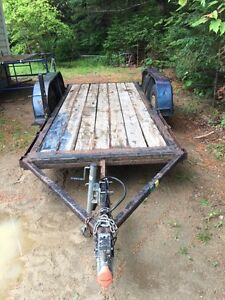 Trailer for trade for a bigger one
