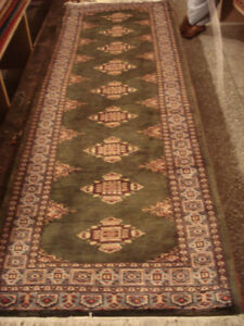 Beautiful hand-knotted runners (****SALE****)