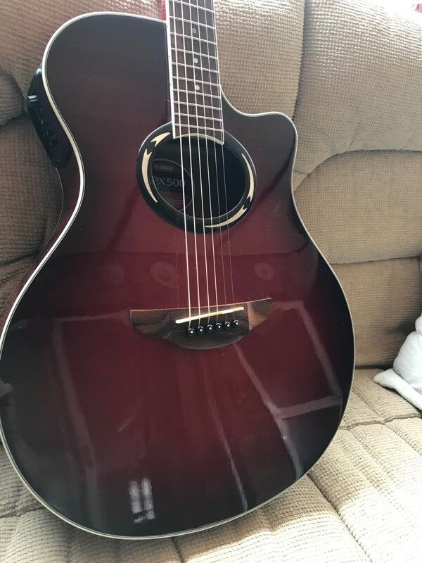 Yamaha APX500 Electro Acoustic Guitar PRICE REDUCED   in Great Wakering,  Essex   Gumtree