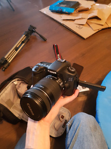 Canon 60D DSLR  Package Only!