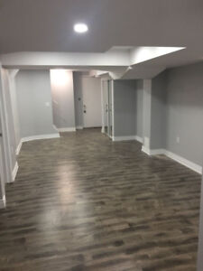 Two Bedroom Basement Apartment for Rent In Churchill Meadows