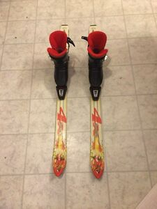 110cm Dynastar Kids Skis (with boots)