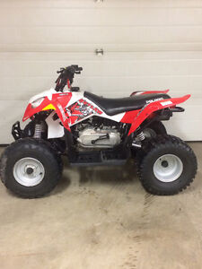 Polaris kids quad