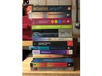Various CIPD HR, Management and Marketing books. Job lot