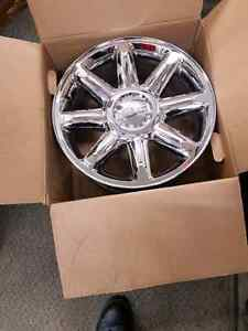 2012 Yukon alunimum rims