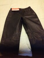 """LEATHER RIDING PANTS """"NEW"""""""