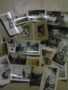 180 Old Vintage Black and White Photos Kitchener / Waterloo Kitchener Area image 6