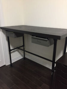 Height-Adjustable Desk