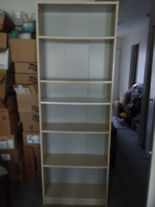 Used Ikea Bookcase