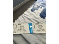 2 x Tickets to Twin Atlantic 14/12