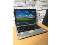 Toshiba satellite pro with charger and pinger print