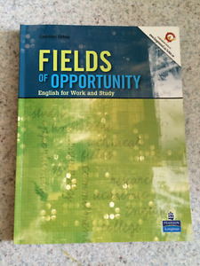 Manuel d'école Fields of opportunity