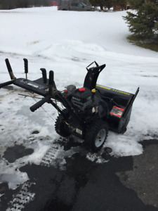 "Brute Dual Stage 27"" Snowblower"