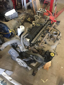 engine from 2002 jeep TJ
