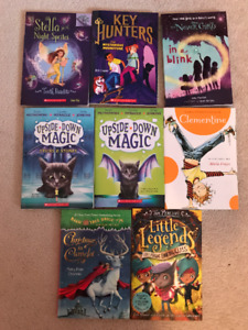 Lot of junior/early reader novels / chapter books