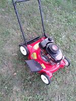 Yard machines gas lawnmower