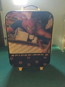 Spiderman Soft Luggage Case