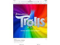 Trolls cd soundtrack