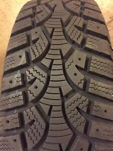 4 - Ironman Winter Tires - 175/65 R14 with excellent tread