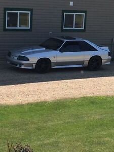 1990 Mustang Fox will take Partial Trades