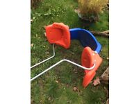 Two seater Swing for TP climbing frame