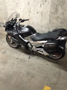2008 Yamaha FJR 1300, 20,800 low kms,ABS