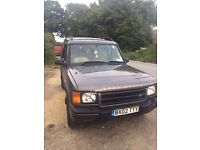 Land Rover Discovery 2.5 Adventure