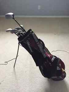 Men's Left Handed Golf Clubs with Bag