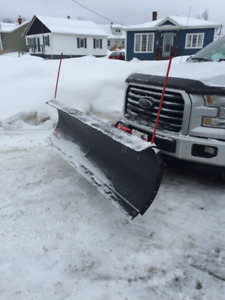 Personal Snow Plow
