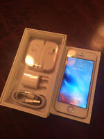 iPhone 5S - 16GB (Bell - No Contract - White)