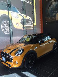 2015 MINI Coupe s (2 door)