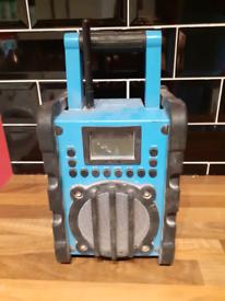 Work radio