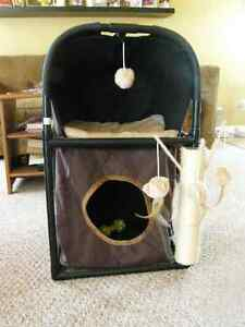 Cat House-2 Level