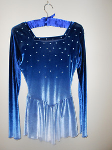 Girl's Figure Skating Dress - very good condition!