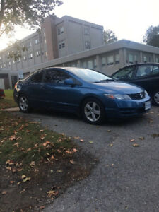 2009 Honda Civic LX Coupe (2 door)