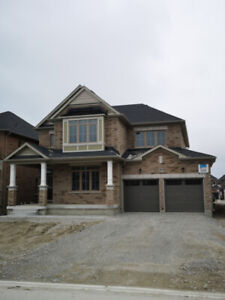 BRAND NEW DETACHED 4 BDRMs HOME FOR LEASE IN INNISFIL