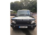 LAND ROVER DISCOVERY 4.0 V8 LPG 2002